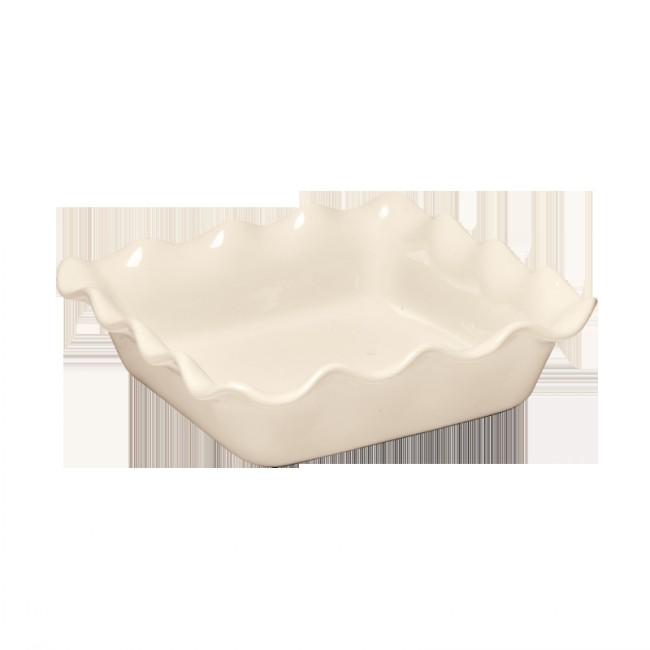 Форма для запекания прямоугольнаяКерамическая форма для запекания издавна славилась своим качеством приготовления блюд. Она прекрасно держит температуру, обладает антипригарным эффектом. Блюда в ней получается просто незабываемыми на вкус.<br>
