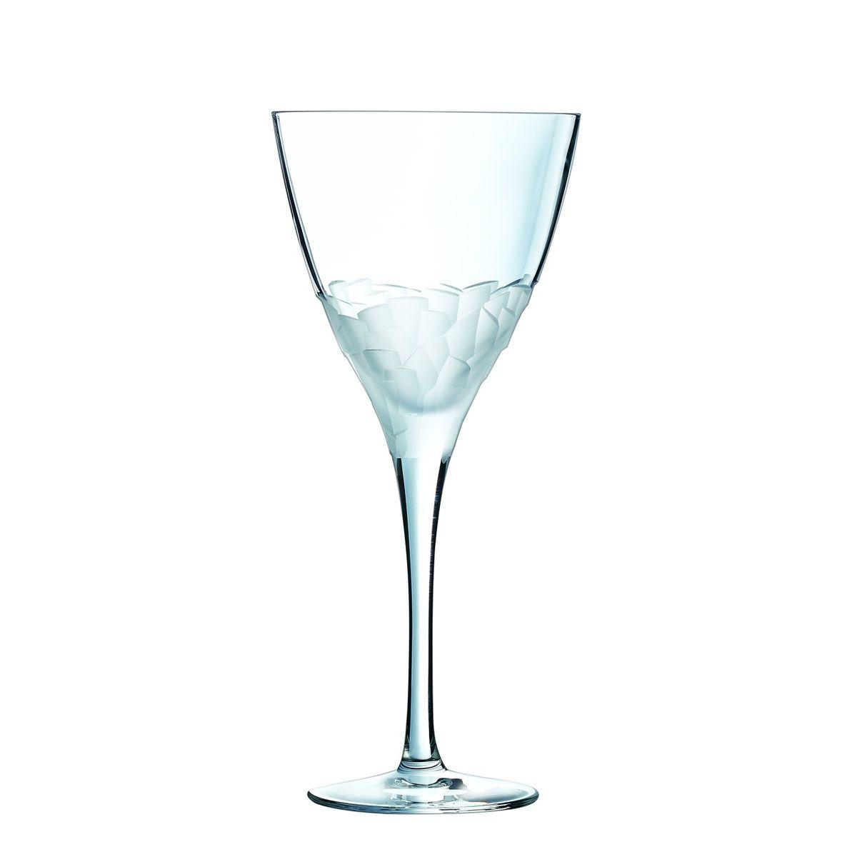 Набор бокалов д/вина 6 шт 300 мл INTUITIONНабор  из 6-ти бокалов для вина 300 мл INTUITION<br>