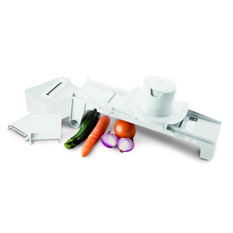 Набор для измельчения овощей 9 предметов (база 1 шт, контейнер 1 шт, крышка 1 шт, плододержатель 1 шт, насадки сменные 5 шт)Набор для измельчения овощей 9 предметов (база 1 шт, контейнер 1 шт, крышка 1 шт, плододержатель 1 шт, насадки сменные 5 шт)<br>