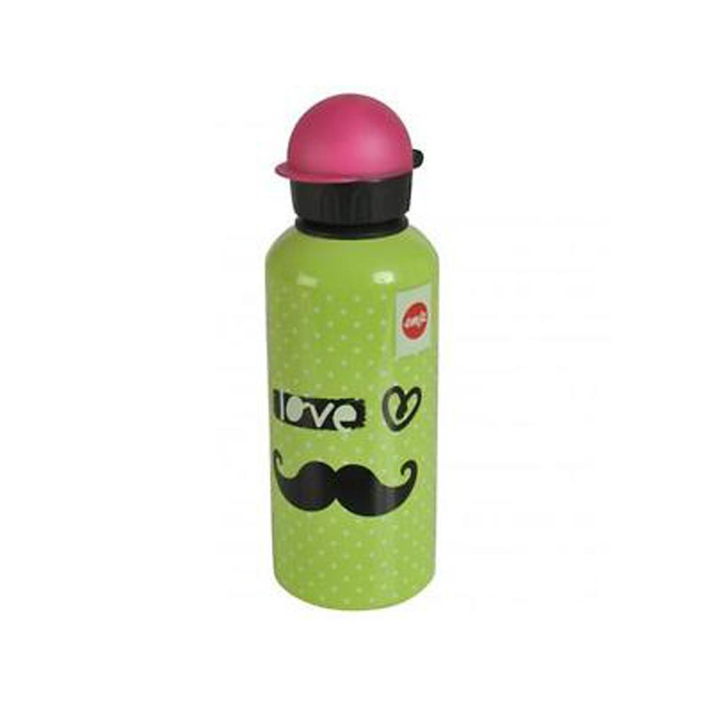 Фляжка для напитков 0,6 л Moustache TEENSТермокружка изготовлена из высококачественного материала, она не содержит бисфенол, устойчива к фруктовым кислотам, герметична, легко разбирается и моется. Подойдет для детей любых возрастов и станет незаменимой вещью в рюкзаке вашего ребенка.<br>
