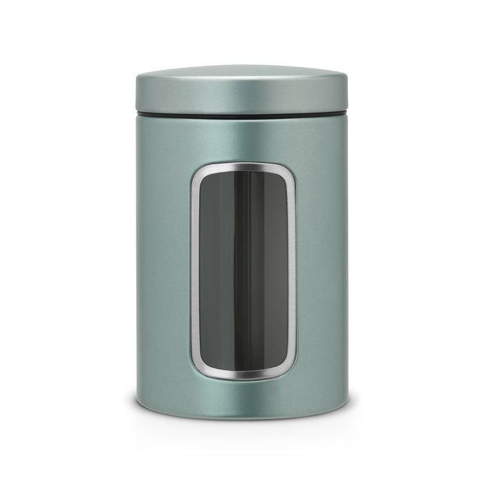 Контейнер для сыпучих продуктов с окном Brabantia 1,4л
