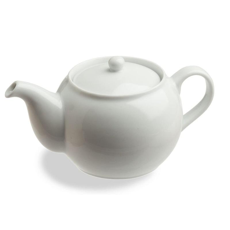 Чайник заварочный 250 мл Tognana Sphere белый