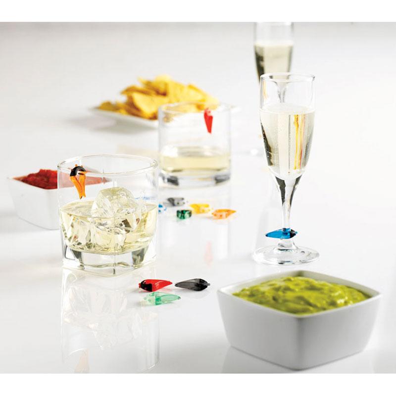 Набор маркеров для стаканов 12 шт Mastrad