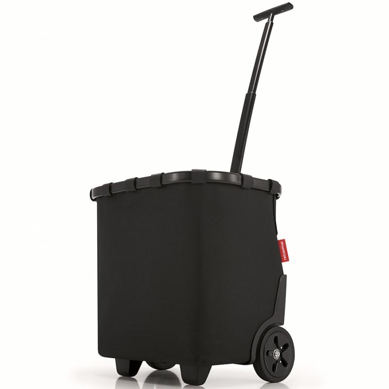 Сумка-тележка Reisenthel Carrycruiser black