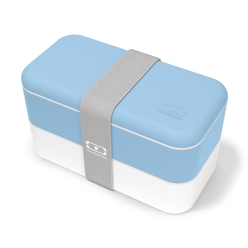 Ланч-бокс 1 л Monbento MB Original blue crystal
