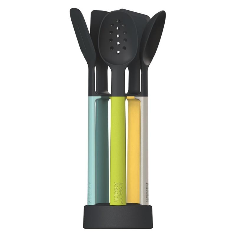Набор силиконовых кухонных инструментов Joseph Joseph Elevate opal