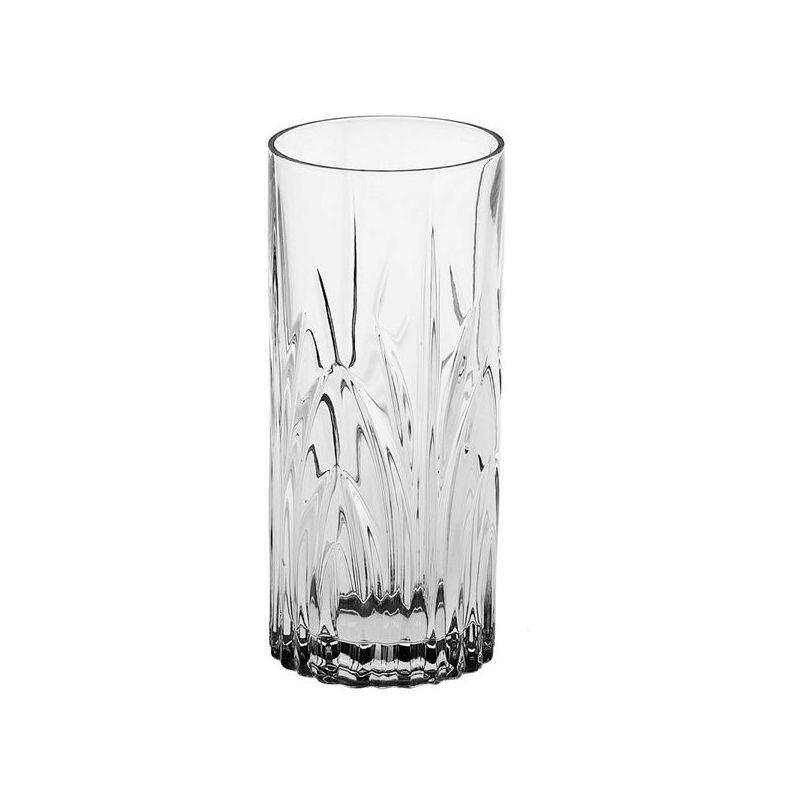 Набор стаканов для воды 6 шт. 350 мл. EliseЧешский хрусталь Crystal Bohemia обладает высокой стокостью к истираниям, прозрачностью и длительным сроком службы. Современное производство хрустая Crystal Bohemia - это сочетание передовых технологий производства и многолетних традиций.<br>