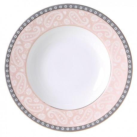 Тарелка десертная  Arista Rose, 20 см, кост.фарфор белыйПродукция Esprado - эргономичная функциональная посуда и аксессуары для кухни, позволяющие сделать процесс приготовления пищи приятным, быстрым и комфортным. Тарелка Arista Rose пригодится в каждом доме и украсит стол.<br>