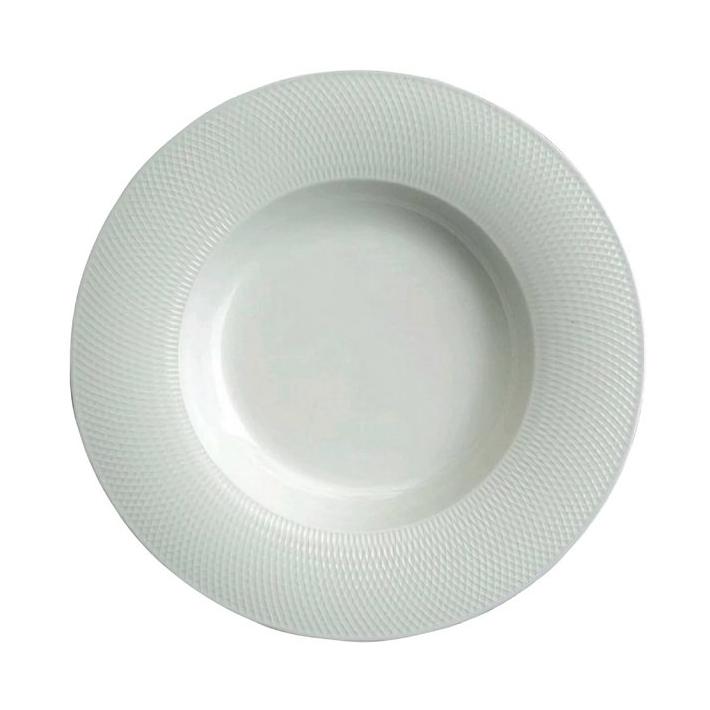 Тарелка суповая 22 см TUDOR England