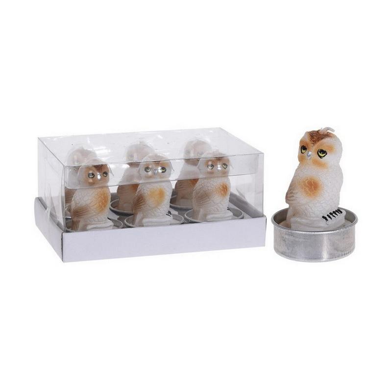 Купить Свеча Полярная сова 13, 5 см, Excellent Houseware