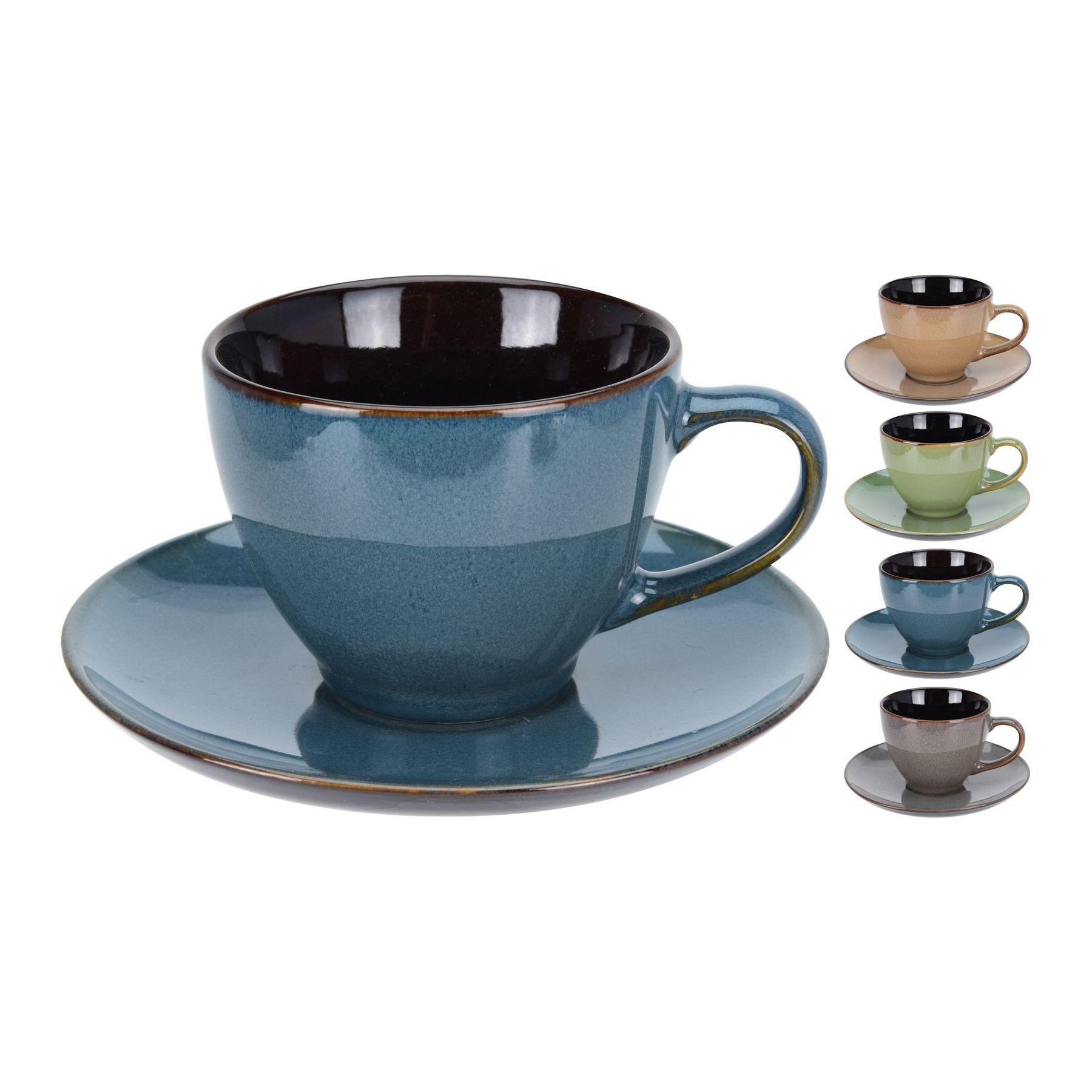 Пара чайнаячашка кофейная с блюдцем<br>