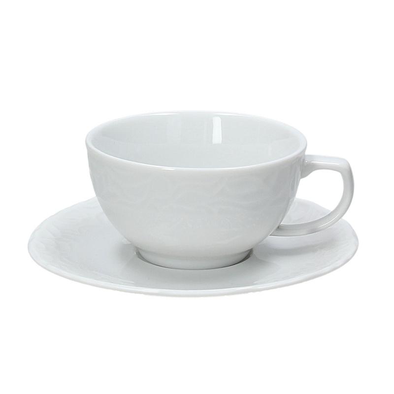 Пара чайная Andrea Fontebasso Divina белый