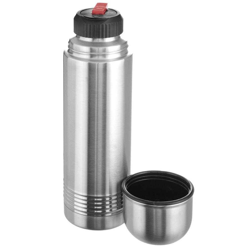 Термос 0,7 л SENATORТермос иммет классический и оригинальный дизайн. Подходит для любых напитков. Крышку можно ипользовать в качестве стакана. Удоство и функциональность - основные качества термоса фирмы Emsa.<br>