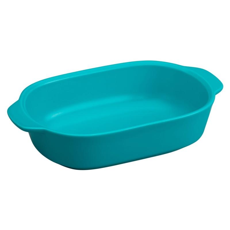 Форма для запекания овальная 1,4 л CorningWare CW голубая