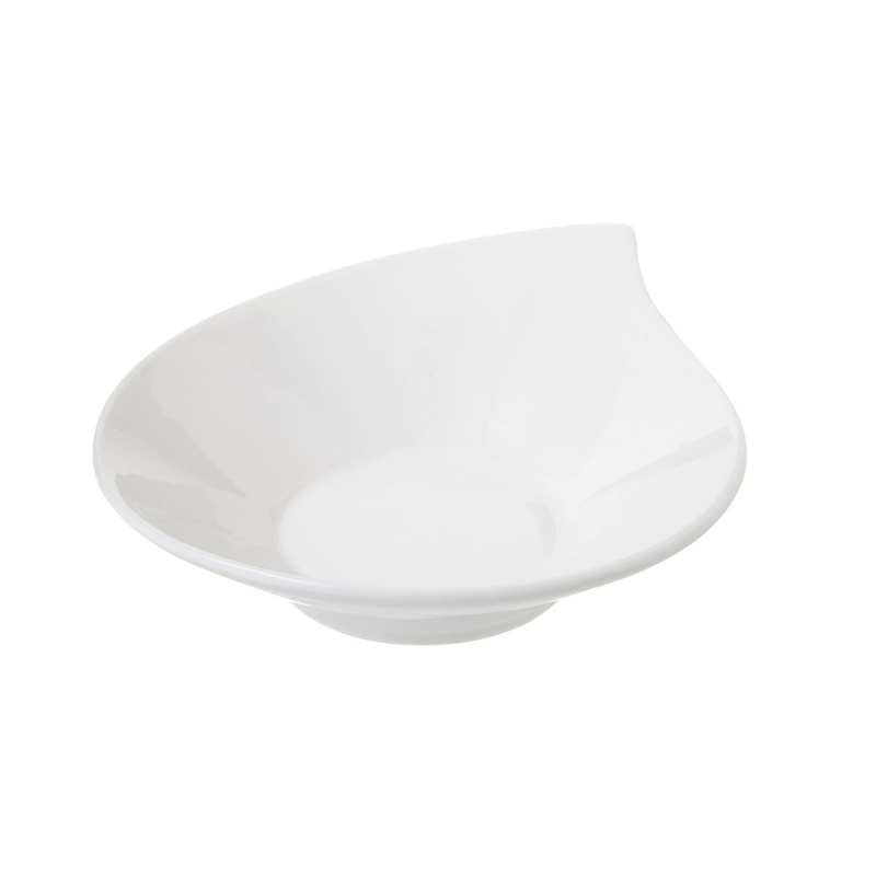 Пиала сервировочная Tognana Mini Party 14х12 см белый