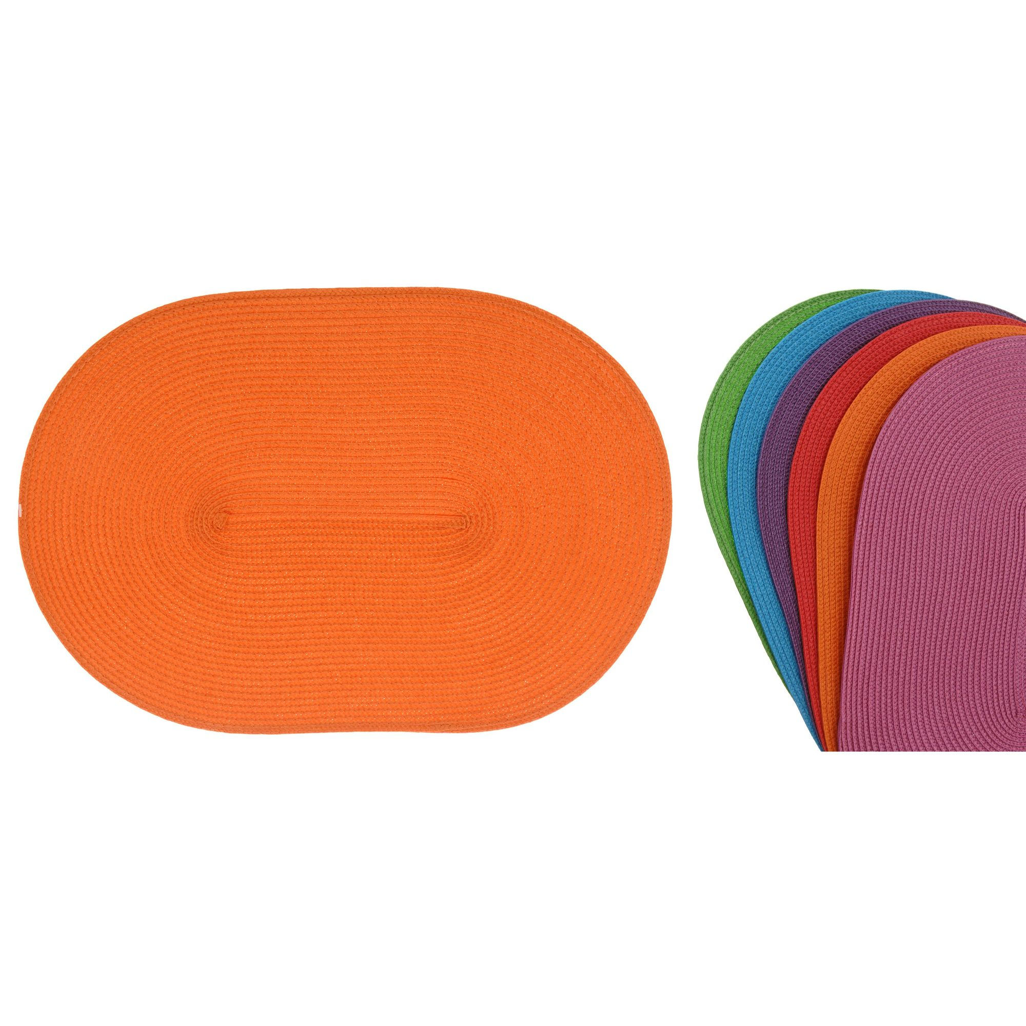 Салфетка сервировочная овальнаяСалфетка сервировочная овальная 44,5*29 5 см – интересное решение для стола. Не менее привлекательно она будет смотреться на скатерти. Форма салфетки удобная, чтобы ставить посуду. Материал изделия обеспечит необходимую защиту поверхности стола, не даст ей нагреться. Размеры подходящие, места хватит для комфортного размещения тарелок.Овальная сервировочная салфетка бренда Экселент Хаусвейр пригодится в доме любой хозяйке. Также данное изделие найдет применение в кафе и других подобных местах общественного питания. Салфетка качественно изготовлена, не требует сложного ухода. Возможность выбора различных расцветок указанной модели расширит аудиторию покупателей.<br>