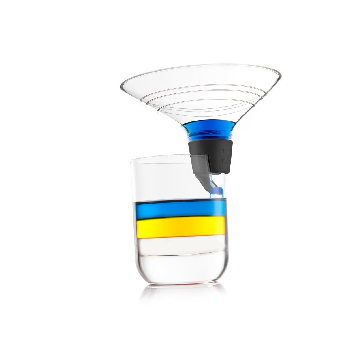 Воронка для коктейлей многослойных Vacu Vin