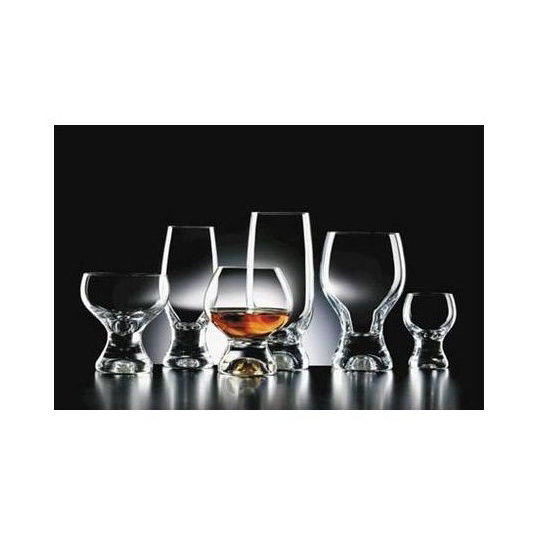 Набор бокалов для бренди 6 шт 250 мл Gina