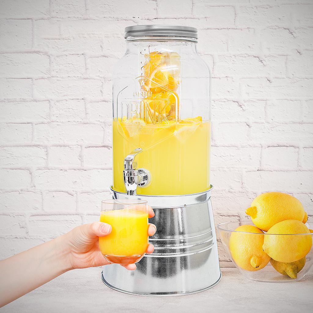 """Лимонадник с инфузером 5.6л """"Drink"""" Balvi"""