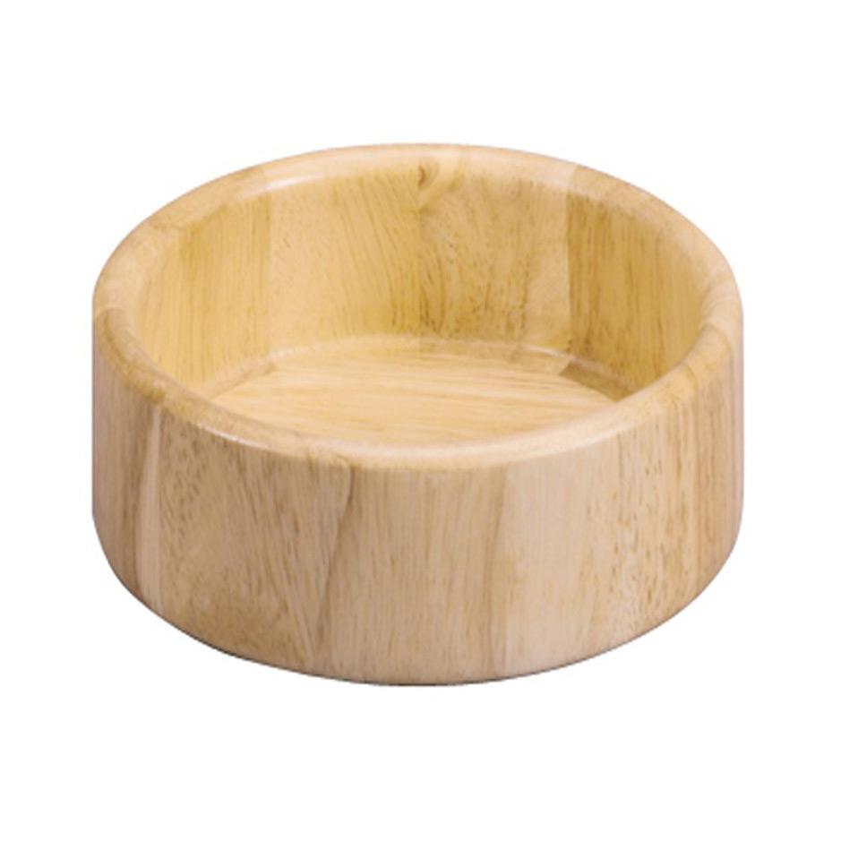 Миска для салата д.25 см светлое дерево