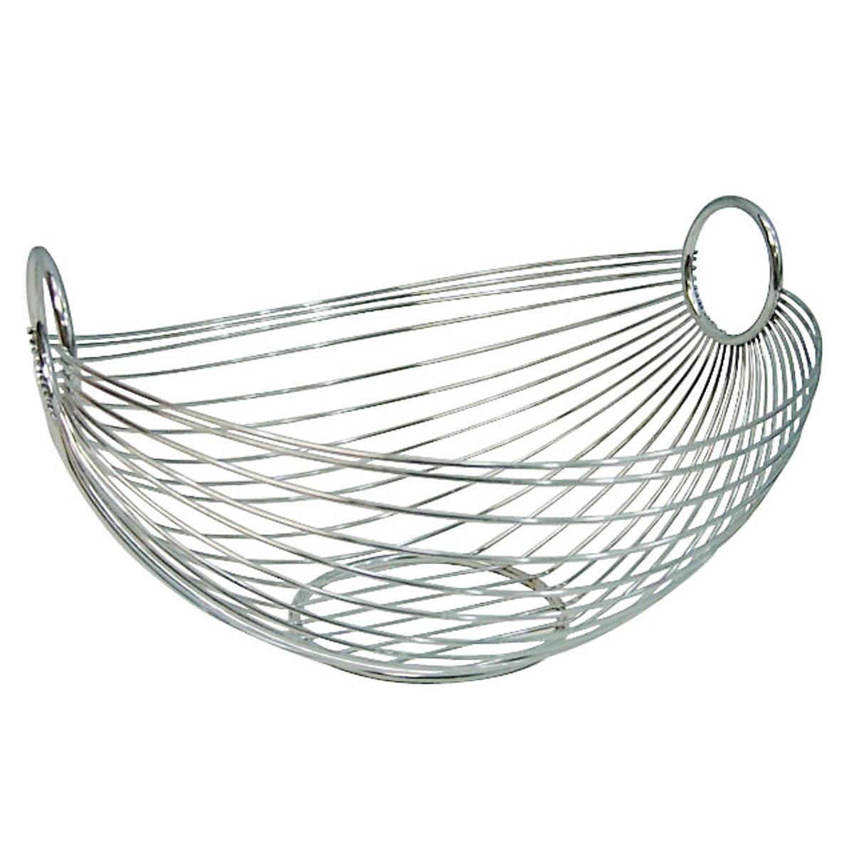 Ваза овальная для фруктовZeller пропитывает свою продукцию гармонией и новизной. Данная ваза создана для хранения фруктов и овощей.<br>