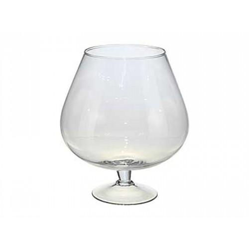 ВазаОригинальная ваза  сделана из высококачественного стекла. Необычный дизайн и форма украсят любой интерьер. Она также станет отличным подарком на любое торжество.<br>