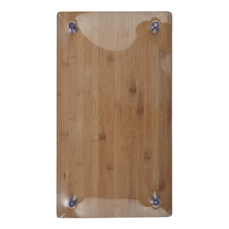 Доска разделочная 50х28х4см на ножках бамбукДоска разделочная, разработанная известным производителем кухонной утвари Кеспер, практична и удобна. Благодаря тому, что она изготовлена из натуральной бамбуковой древесины, доска оптимально подходит для повседневной разделки мяса и овощей. Такой материал продлевает срок службы металлических ножей. Доска разделочная Кеспер оборудована устойчивыми ножками, которые обеспечивают хорошую фиксацию конструкции. В отличие от полимерных разделочных досок она экологична в производстве.<br>