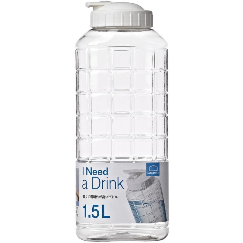 Бутылка для жидкости и сыпучих продуктов LOCK&LOCK 1,6 л