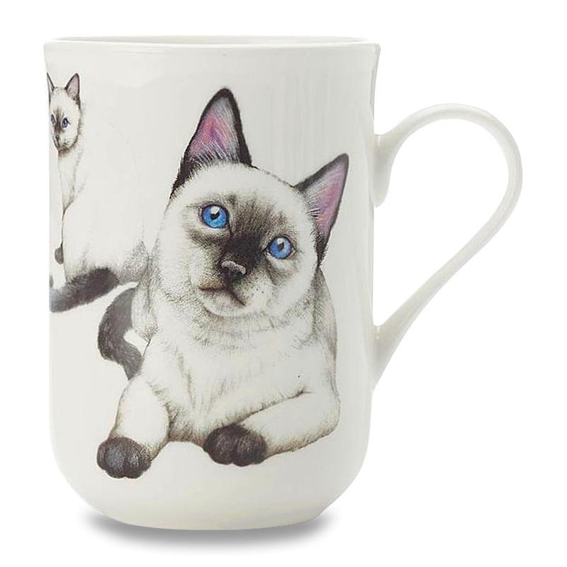 Кружка 300 мл Сиамская кошка Maxwell & Williams Питомцы