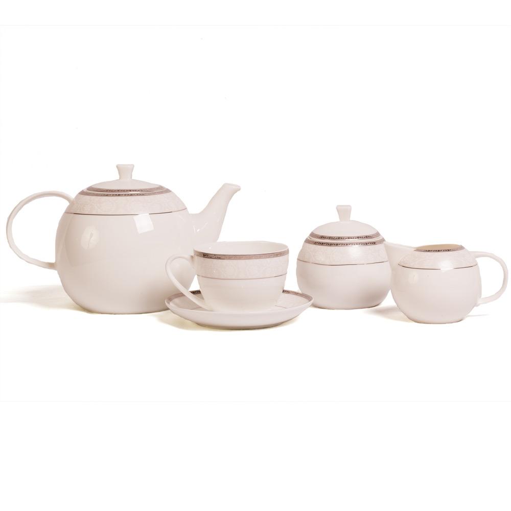 Сервиз чайный &quot,Нежность&quot, 15 предм.