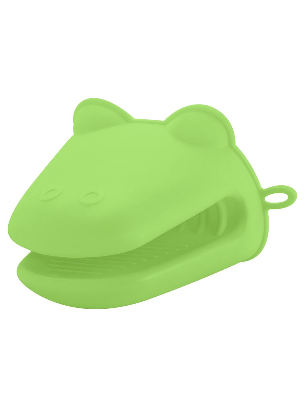 Прихватка силиконовая Guffman зелёная