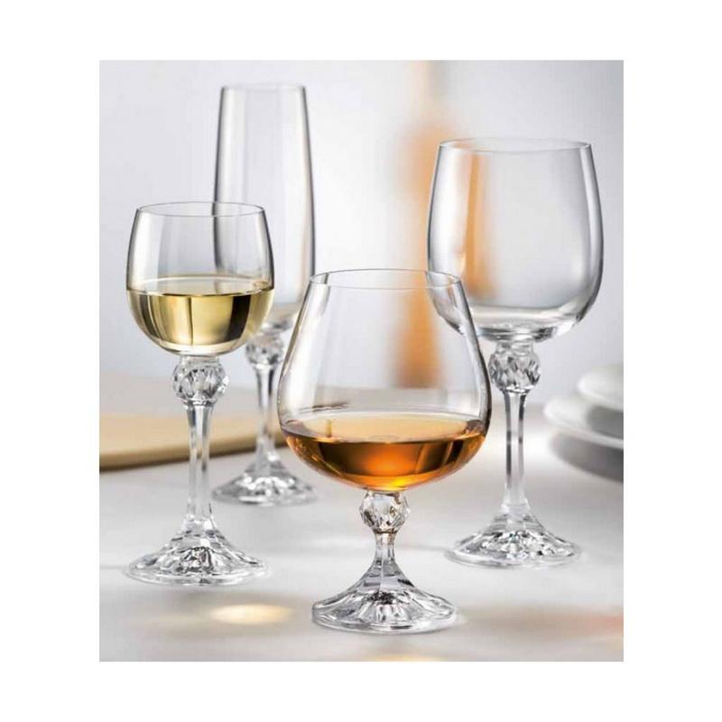 Набор бокалов для бренди 6 шт 400 мл Julia