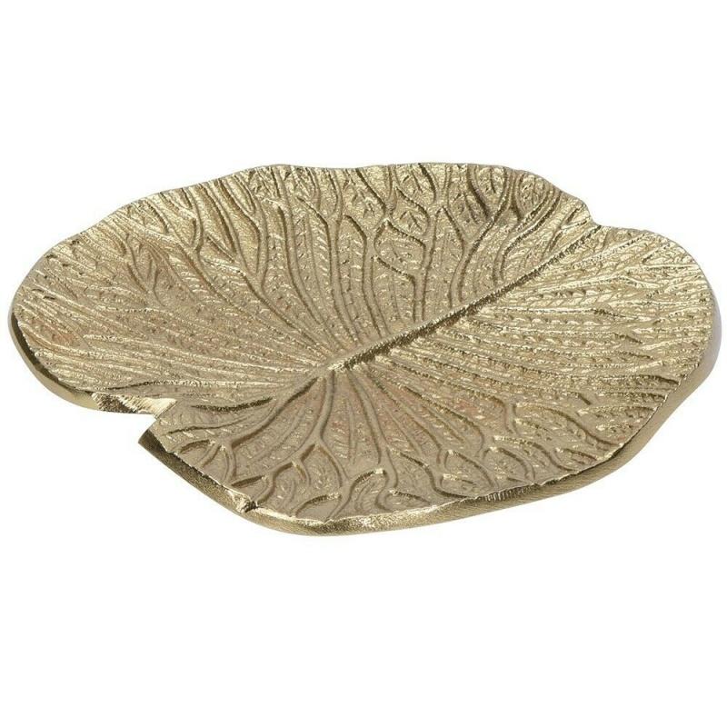 Тарелка декоративная в форме листа Excellent Houseware 16 см