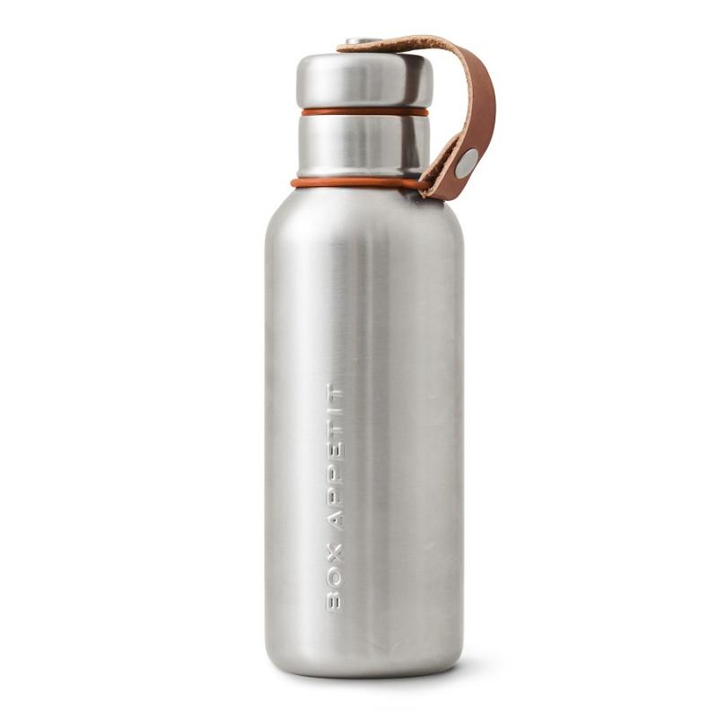 Фляга 500 мл Black+Blum Water Bottle оранжевая.