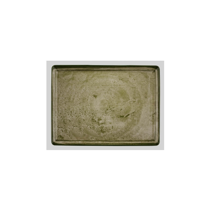 Тарелка прямоугольная Kutahya Porselen Slab 27 х 20 см