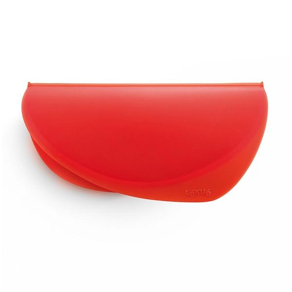 Форма силиконовая Омлетница 235*118*45 красныйФормы для выпечки от бренда Lekue качественны и удобны. Благодаря силикону они являются жароустойчивыми и обладают антипригарным покрытием.<br>