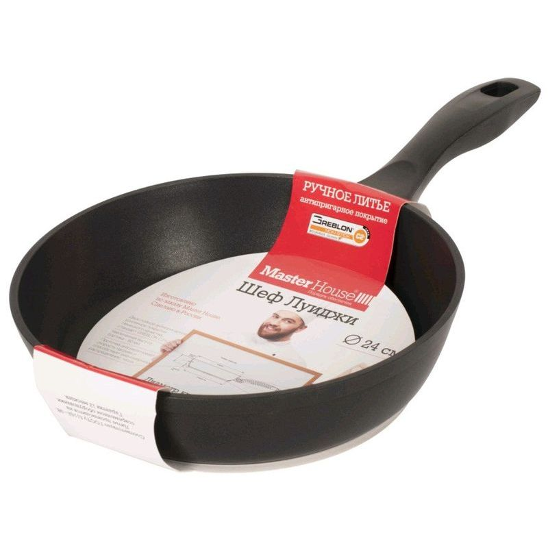 Сковорода 24 см Шеф Луиджи