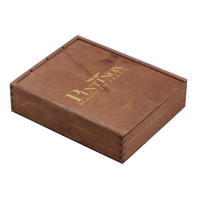 Набор столовых приборов 30 предметов VALENCIA в деревянной коробкеНабор столовых приборов 30 предметов VALENCIA в деревянной коробке<br>