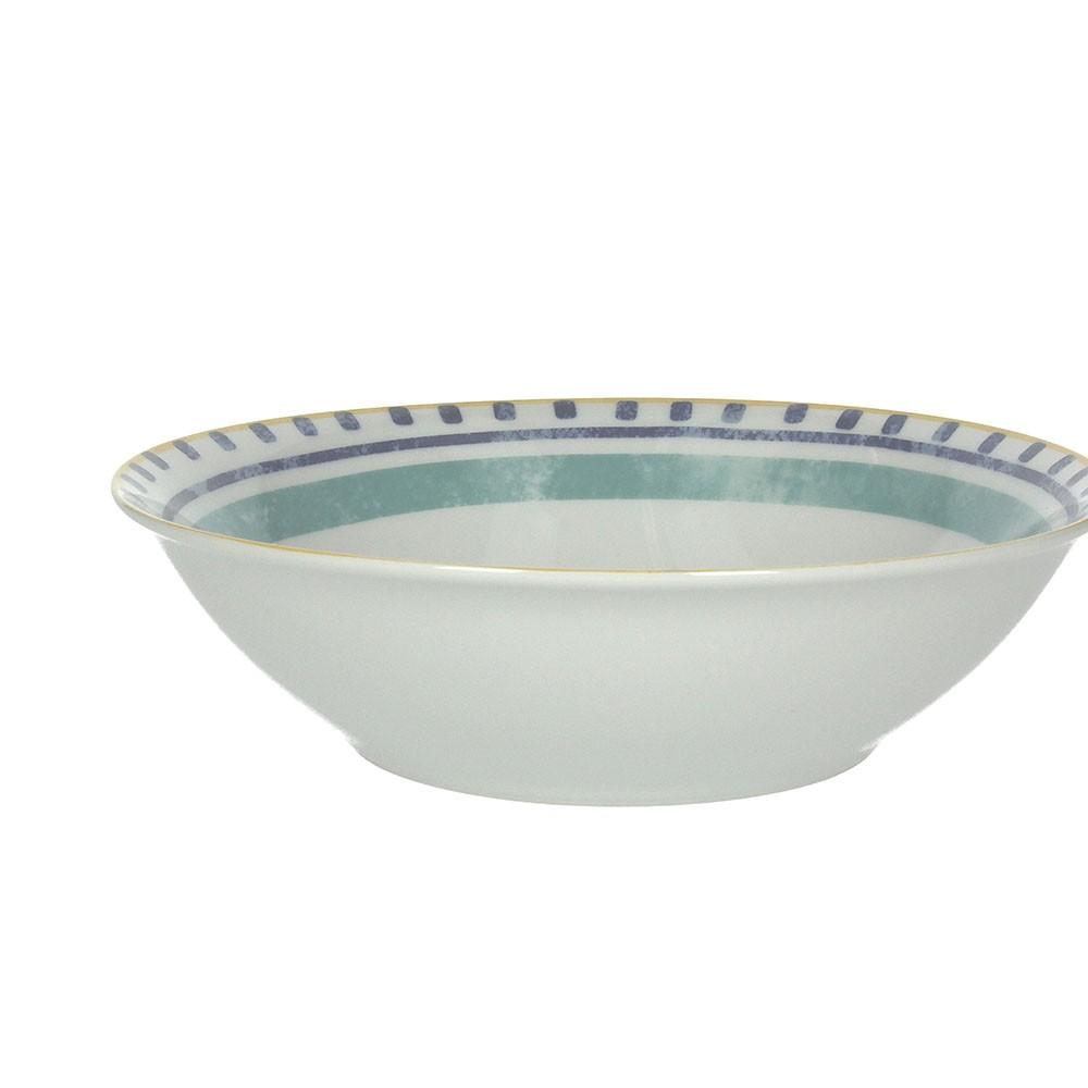 Салатник OLIMPIA ALHAMBRATognana производит красивую и качественную посуду и аксессуары для дома и дачи, создает каждый предмет продуманно и с особой любовью. Данный салатник стильный, эргономичный, прекрасно выполняет свою функцию и украшает стол.<br>