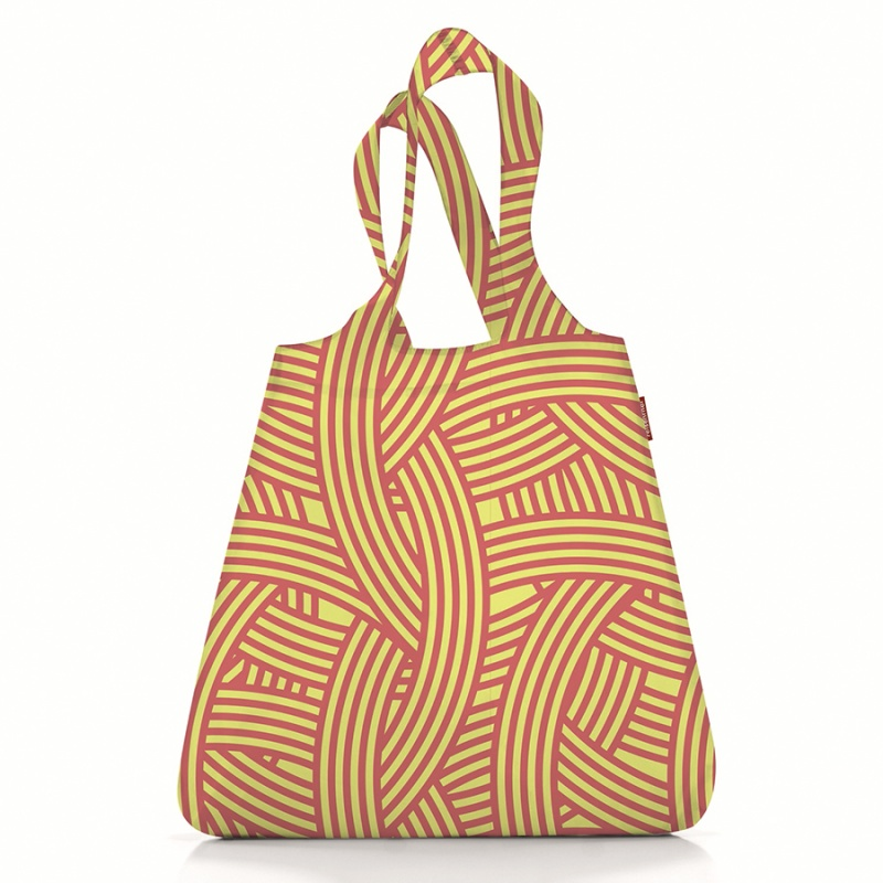 Сумка складная Reisenthel Shopper Mini maxi zebra yellow