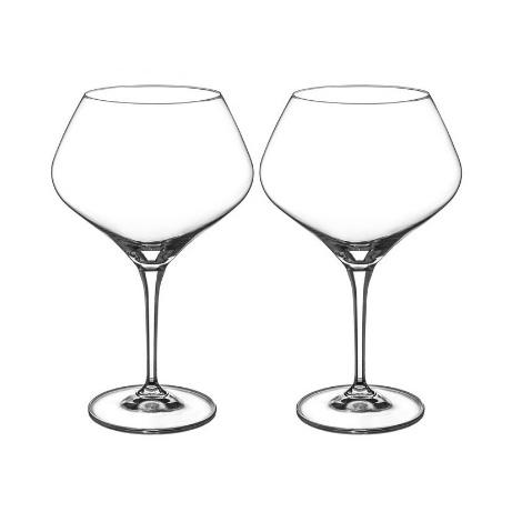 Набор бокалов для вина 2 шт 470 мл Amoroso Bohemia