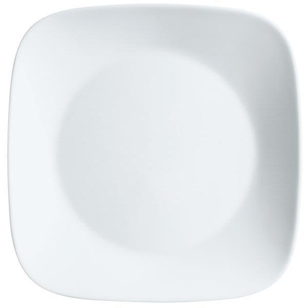 Тарелка закусочная Corelle Pure White 22 см