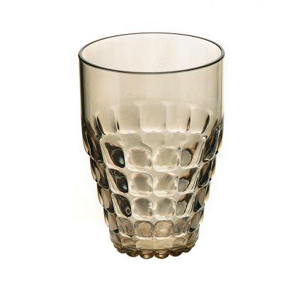 Стакан для напитков TIFFANYКомпания Guzzini основана в 1912 году. Она создает пластиковую посуду и аксессуары. Стакан имеет красивую форму и необычный дизайн, он украсит застолье, а также позволит красиво подать напитки. Удобный и неприхотлив в уходе.<br>