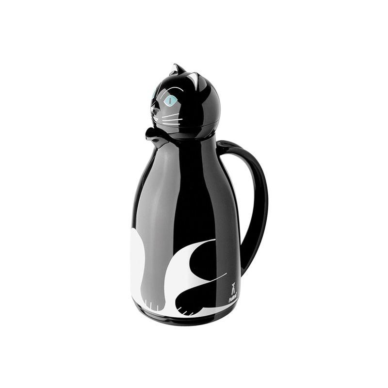 Термос-чайник Cat черный