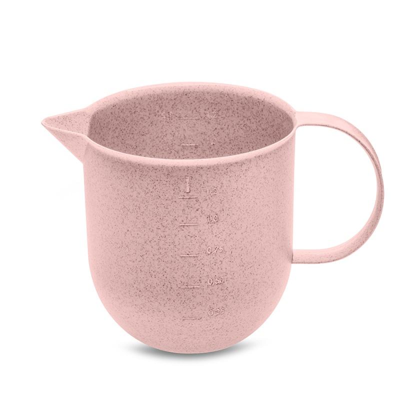 Кувшин 1,2 л  Koziol Palsby розовый