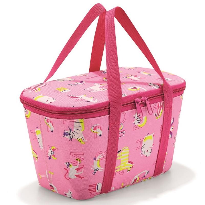 Термосумка детская Reisenthel Coolerbag ABC friends pink