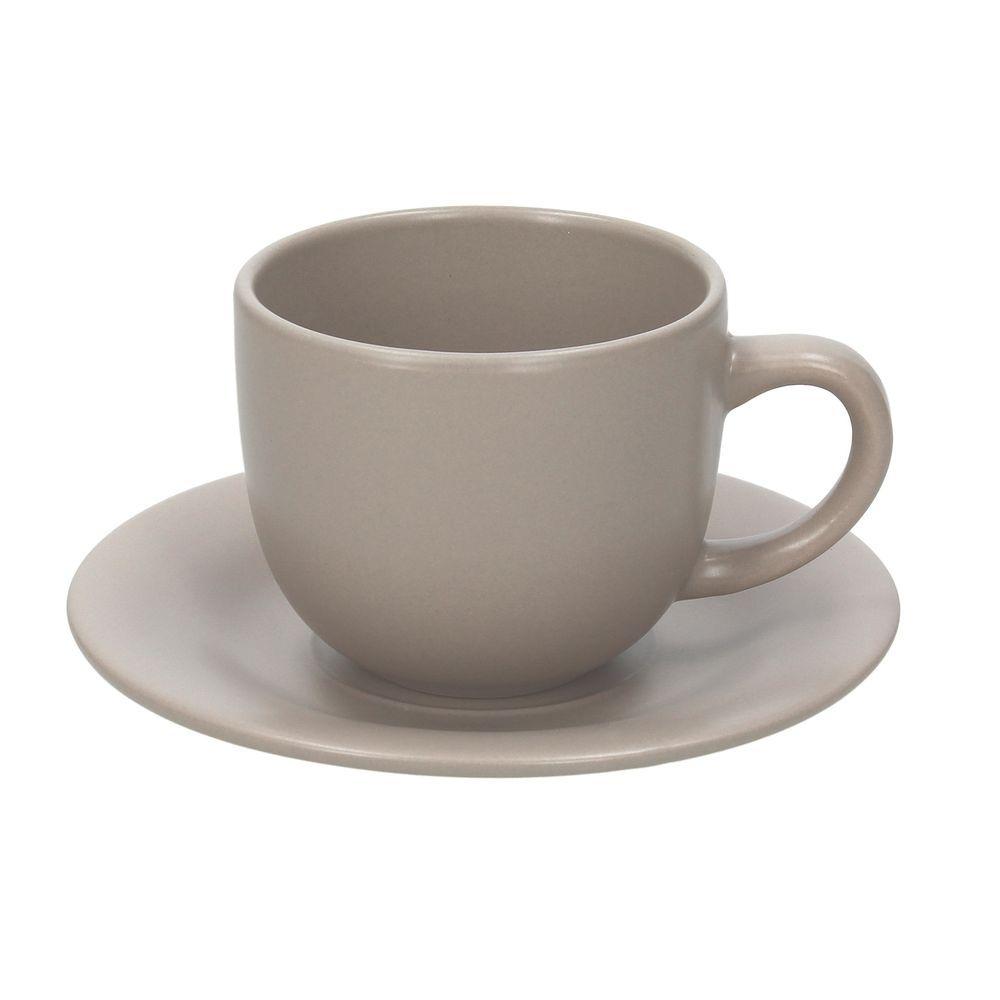 Набор чашек чайных 250 мл 6 шт RUSTICAL TORTORAНабор чашек чайных 250 мл 6 шт RUSTICAL TORTORA<br>