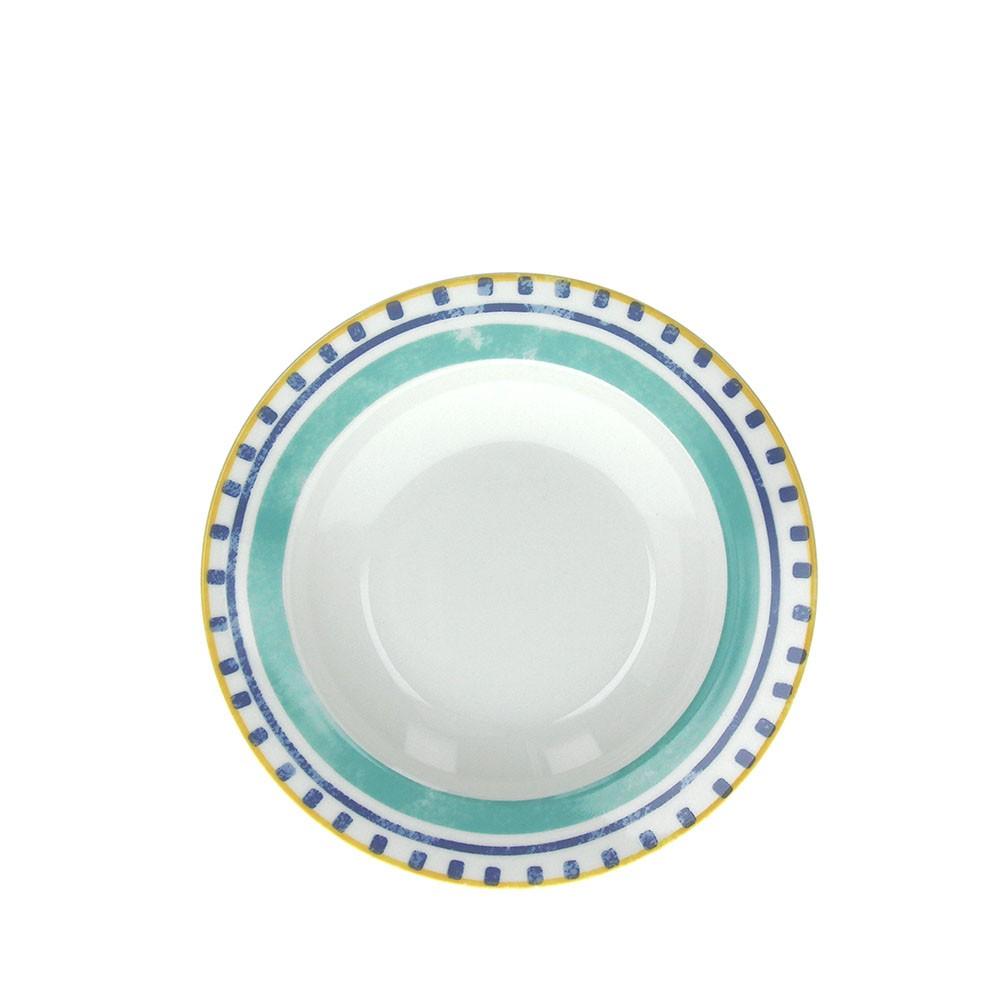Тарелка суповая OLIMPIA ALHAMBRATognana производит красивую и качественную посуду и аксессуары для дома и дачи, создает каждый предмет продуманно и с особой любовью. Данная тарелка стильная, эргономичная, прекрасно выполняет свою функцию и украшает стол.<br>