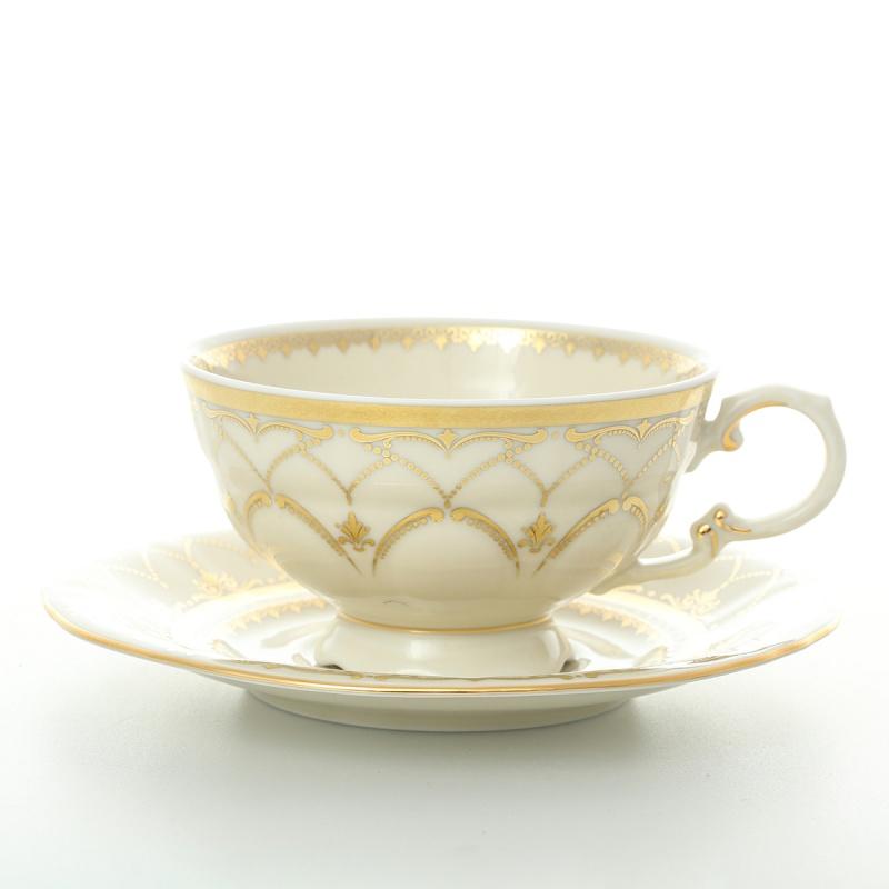 Чайная пара 220 мл Leander Антония