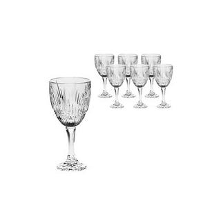Набор бокалов д/вина 6шт 250 мл VIBES прозрачныйБогемский хрусталь или Bohemia Crystal Company существуют с 2006 года и осуществляют поставку и продажу предметов из стекольного чешского хрусталя. Набор Crystal Bohemia Vibes состоит из шести хрустальных стаканов для вина. Все изделия имеют прозрачную поверхность и восхитительный рельефный декор. Как и полагается настоящему хрусталю, все стаканы приятно блестят и издают мелодичный звон. Набор для виски Crystal Bohemia Vibes станет самым роскошным украшением Вашего кабинета или гостиной, а также подчеркнут Ваш статус в глазах гостей и приятелей. Кроме того, такой набор может быть прекрасным подарком.<br>